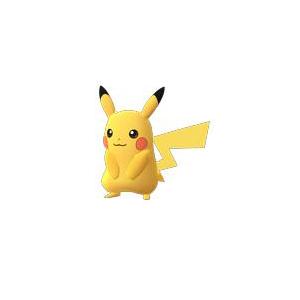 025 - Pikachu