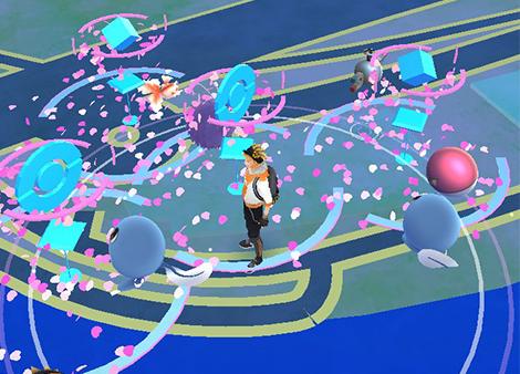 2017, l'année des événements Pokemon Go !