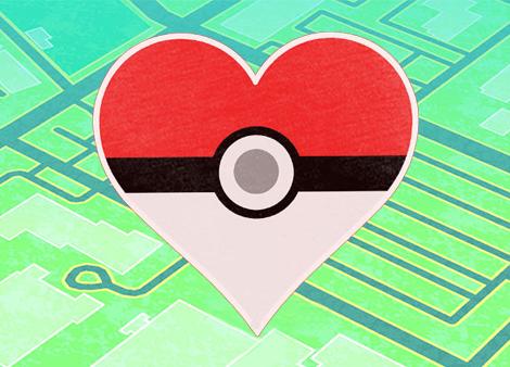 pokemon go coeur une