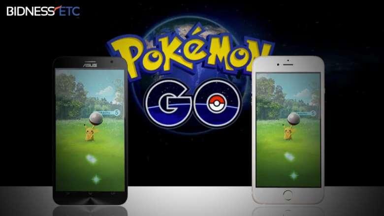 La sortie de Pokemon Go en Février 2016 ?