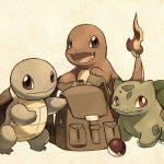 Les starters dans Pokemon Go