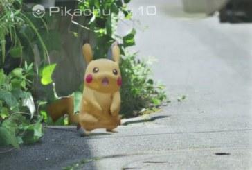 Date de sortie de Pokemon GO ?