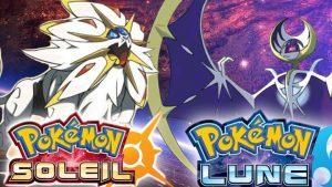 Pokémon Soleil / Pokémon Lune