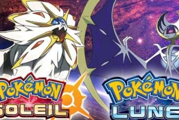Pokémon Lune et Soleil : deux nouveaux Pokémon révélés