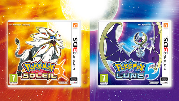 Pokémon Soleil et Lune, les news du 4 juillet