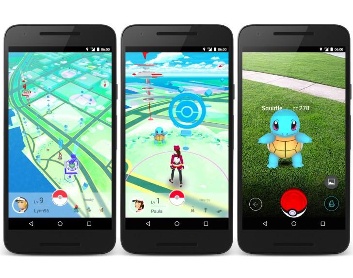Pokemon GO : Plus d'informations
