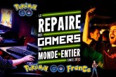 Pokémon Go France au Meltdown de Clermont-Ferrand
