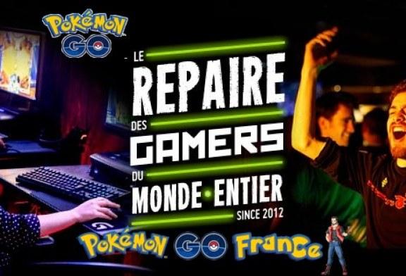 Pokémon Go France au Meltdown de Clermont-Ferrand