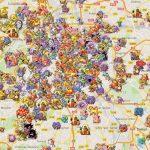 Pokémon Go : Localiser arènes et pokéstops près de vous