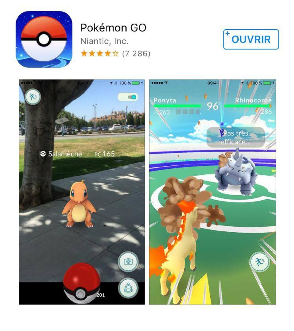 Comment télécharger Pokémon Go ?