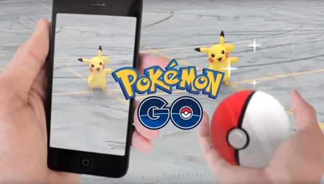 Pokémon Go : évolution et