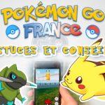 Guide d'astuces pour Pokémon Go