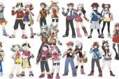 Pokémon: quels héros a t-on incarné? partie 2