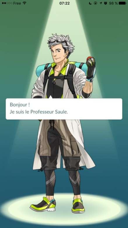 Pokémon GO est sorti !