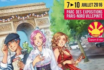 Pokémon à la Japan Expo 2016 : 1ère Partie