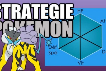 Pokémon : tutoriel sur les Effort Value