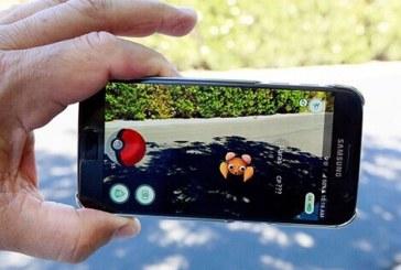 Une couleur bleue derrière certains Pokémon
