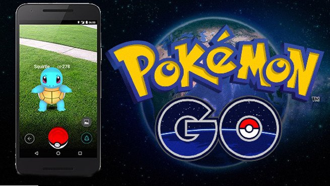 Premier test français POKEMON Go