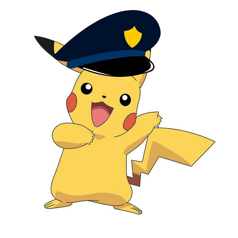 Constable_Pikachu