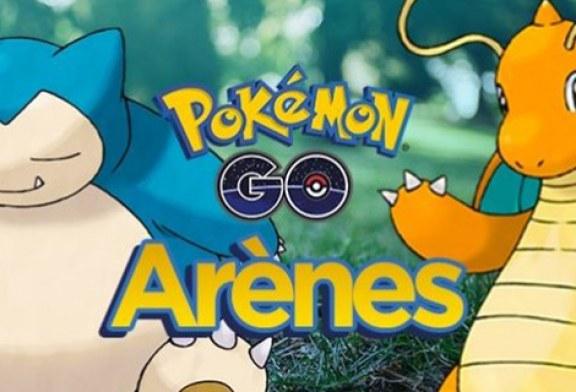 Guide des Combats d'arène Pokémon Go