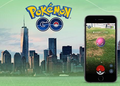 Une nouvelle mise à jour Pokémon Go !
