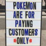 Les commerçants s'emparent du phénomène Pokémon Go