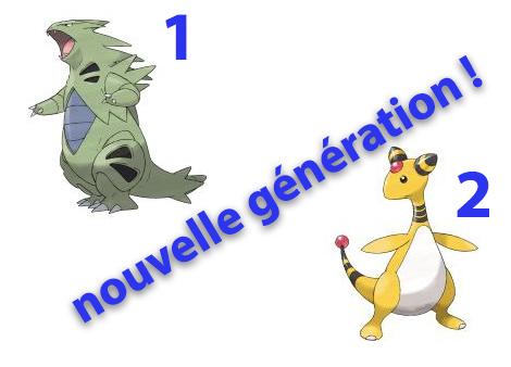 Les 10 meilleurs Pokémon à venir dans les oeufs
