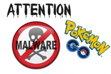 « Guide for Pokémon Go », attention malware !