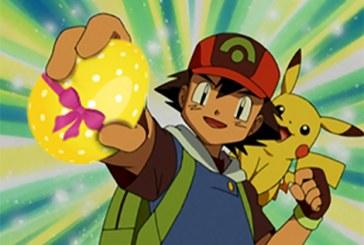 Un Easter Egg pour avoir Pikachu sur l'épaule !