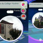 Reconcilier Pokemon Go et l'école ?