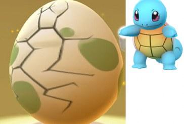 Oeuf, habitat et type de Pokémon