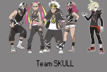 La team Skull en savoir plus et nouvelles UC !