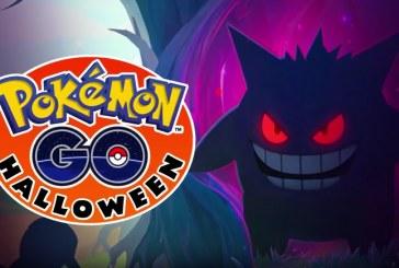 Pokemon GO : Événement Halloween confirmé !