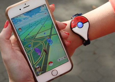 Pokemon Go Plus, configurer les notifications