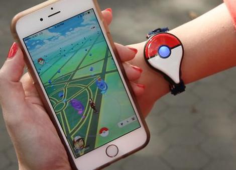 Une bague pour le Pokemon GO Plus !