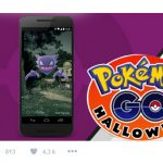 Un event Pokemon Go pour Halloween !