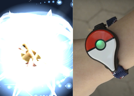 Pokemon Go Plus, optimisez votre oeuf chance !