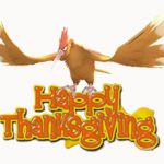 Vers un event Thanksgiving ?