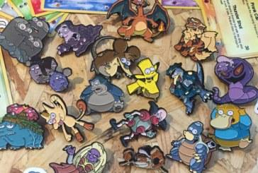Epinglez deux passions : Simpson et Pokémon !