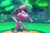 Distribution du Pokémon fabuleux : Genesect