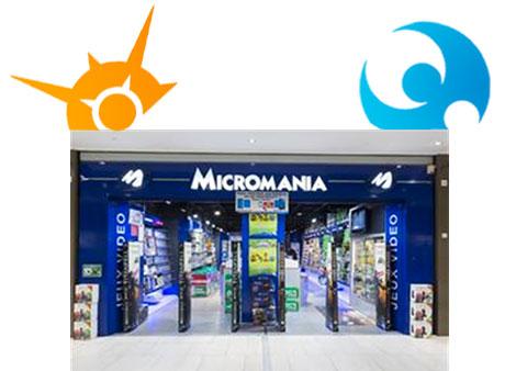 Micromania aussi mettra en rayon le 18 !