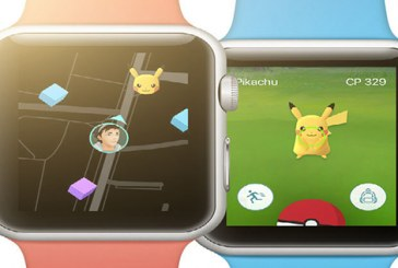 Pokemon Go confirmé sur Apple Watch