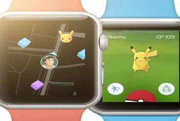 Pokemon Go confirmé sur Apple Watch
