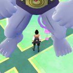 Pokemon Go : un compagnon géant !