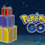 Pokemon Go : C'est Noël jusqu'au 8 janvier !