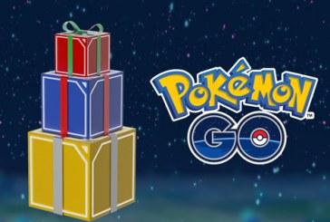 Nouvel event de début d'année sur Pokémon GO
