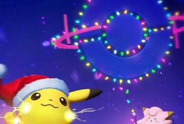 Jouer à Pokemon GO en hiver