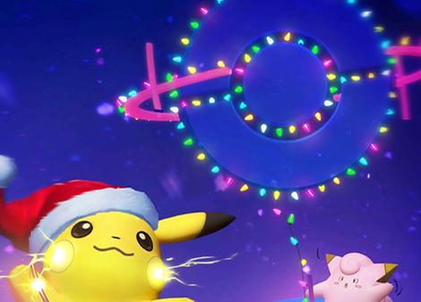 Pokemon Go : Nouvel indice vers un event de Noël