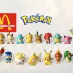 Figurines et cartes Pokemon chez McDo