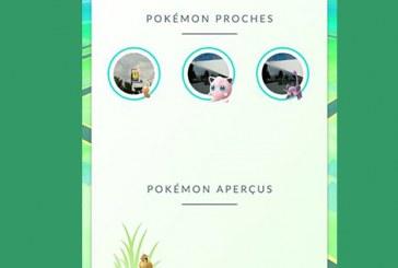 Pokemon Go : radar et vibration intempestive !